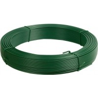 25 KG Filo Plasticato Verde In Rotolo 3,1 Mm. Papillon