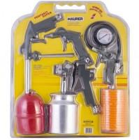 Accessori Per Compressore In Kit 5 Pz. Maurer