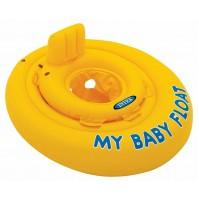 Baby Float Salvagente 70x70x10 cm INTEX 56585