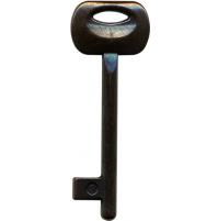 CF 10 PEZZI Chiave Cifrata Bronzata Per Serratura Patent