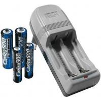 Caricabatterie Per Batterie Ricaricabili