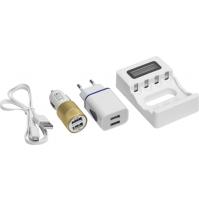 Caricabatterie Portatile Per Batterie Ricaricabili Maurer