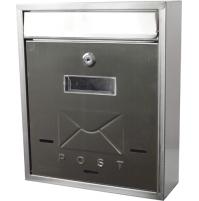 Cassetta Postale In Alluminio Per Esterno