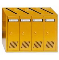 Cassette Postali Bronzo Per Interni Ad Elementi 3170 Silmec