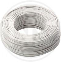 Cavo Elettrico Bianco 100 Metri