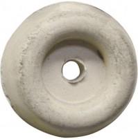 Cf. 100 Pz. Gommino Tronco Conico Bianco
