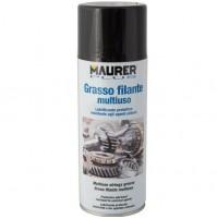 Conf. da 12 Pezzi di Grasso Filante Multiuso Spray Maurer Plus