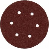 Confezione da 25 pz. Carta Abrasiva Per Levigatrice A Disco Aeg