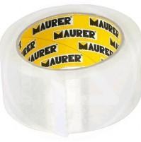 Confezione da 6 pezzi Nastro Per Imballo In Polipropilene Bianco Maurer