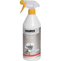 Detergente Igienizzante A Base Alcool Maurer Plus