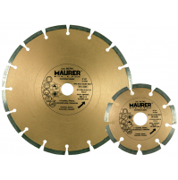 Disco Diamantato Corona Laser Segmentata Maurer Plus