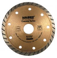 Disco Diamantato Corona Turbo Maurer Plus