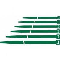 Fascetta Di Cablaggio Verde In Nylon Maurer