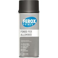 Fondo Primer Spray Per Lamiera Alluminio Ferox Arexons