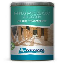 Impregnante Ad Acqua Effetto Cerato Per Legno Rio Verde