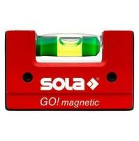 LIVELLA COMPATTA MAGNETICA 'GO MAGNETIC' SOLA