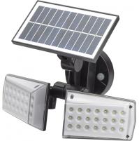 Lampada Solare Con Sensore Crepuscolare/Movimento 42 Led Maurer