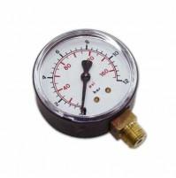 Manometro Attacco Radiale Per Compressori