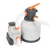 Pompa Per Piscina 7571 Lt/H Filtrante A Sabbia