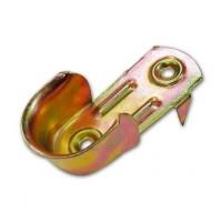 Reggitubo Tondo Per Armadio Laterale In Metallo