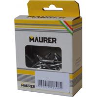 Rivetti Alluminio In Blister 3,8 Mm. Maurer