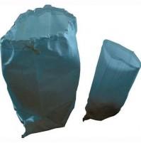 Sacco Per Raccolta In Rafia Blu Sintetica