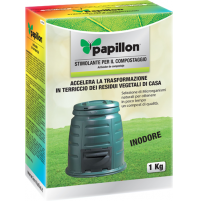 Stimolante Per Compostaggio Residui Organici 1Kg Papillon