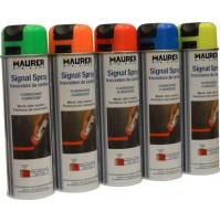 Tracciatore Spray Fluorescente Maurer Plus