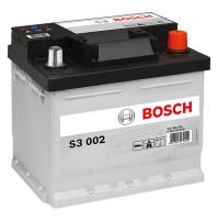 BATTERIA PER AUTO 'BOSCH' S3002 45 Ah dx - mm 207 x 175 x 190